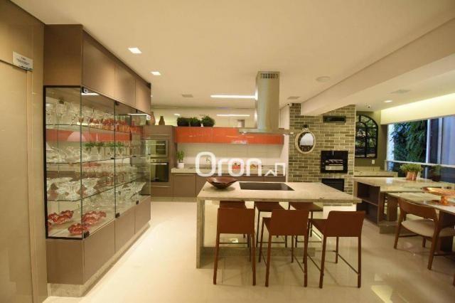 Apartamento à venda, 137 m² por R$ 880.000,00 - Park Lozandes - Goiânia/GO - Foto 16