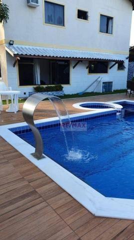Casa Cond. Vilas do Jacuipe- 4 quartos sendo 2 suíte , 240 m² por R$ 920.000 - Barra do Ja - Foto 9