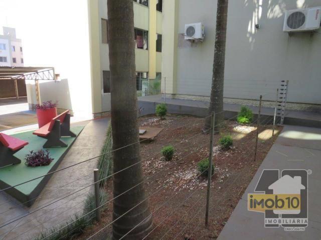 Apartamento com 2 dormitórios para alugar, 56 m² por R$ 950,00/mês - Edificio Itatiaia - F - Foto 4