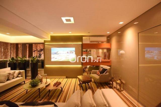 Apartamento à venda, 137 m² por R$ 880.000,00 - Park Lozandes - Goiânia/GO - Foto 2