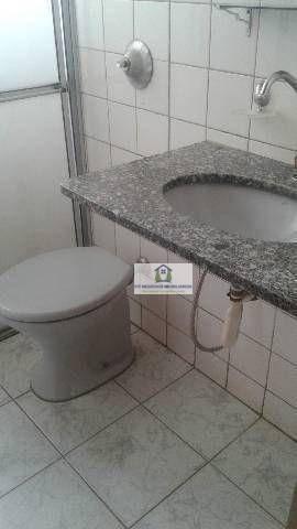 Apartamento com 2 dormitórios para alugar, 78 m² por R$ 820,00/mês - Eldorado - São José d - Foto 3