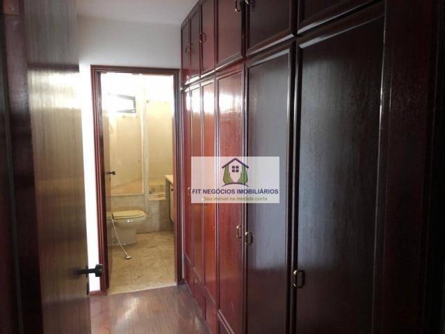 Apartamento com 4 dormitórios para alugar, 190 m² por R$ 2.700/mês - Centro - São José do  - Foto 12