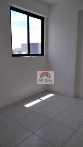 Apartamento com 3 quartos para alugar, 64 m² por R$ 1.800/mês - Casa Caiada - Olinda/PE - Foto 20