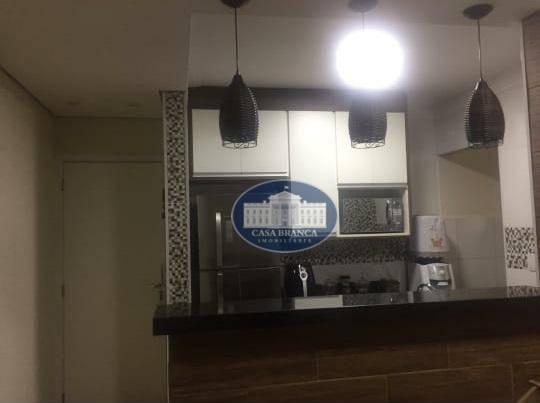 Apartamento com 3 dormitórios à venda, 57 m² por R$ 200.000 - Vila Alba - Araçatuba/SP - Foto 9