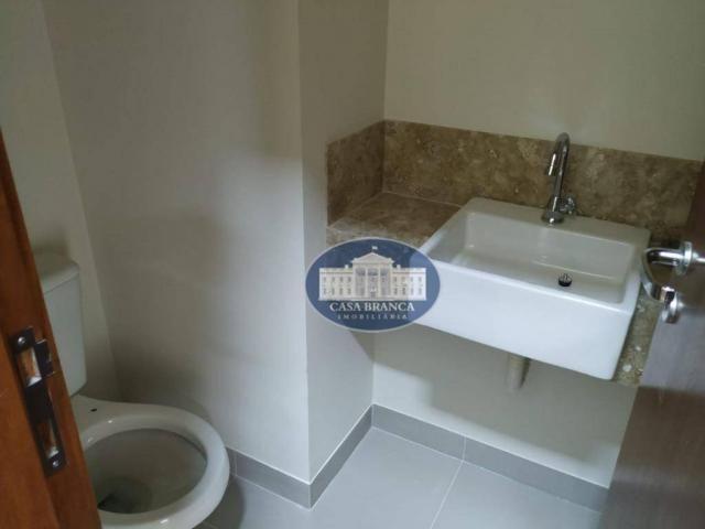 Sala para alugar, 36 m² por R$ 1.800,00/mês - Centro - Araçatuba/SP - Foto 3