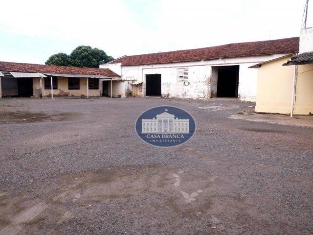 Prédio, 3000 m² - venda por R$ 2.500 o m² ou aluguel por R$ 50.000/mês - Centro - Araçatub - Foto 10