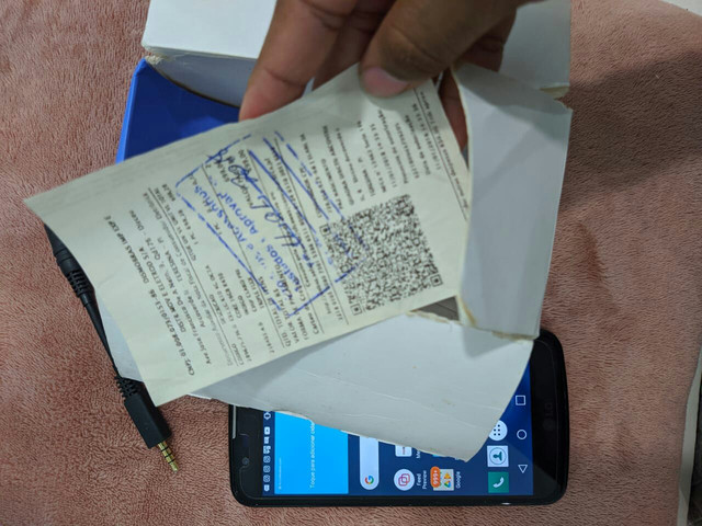 Smartphone LG K10 TV  - Foto 4