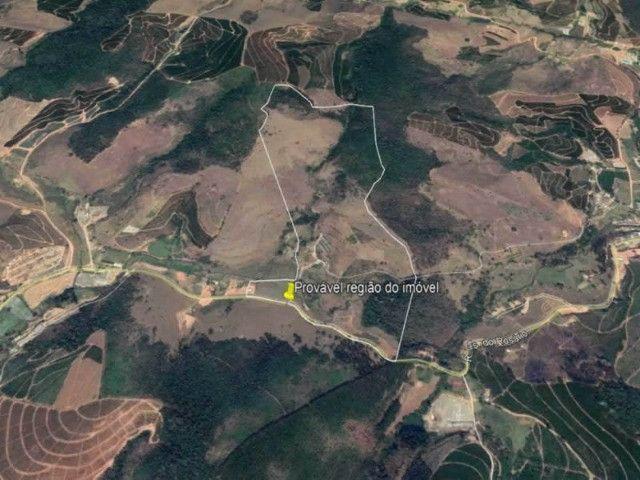 EF) JB14281 - Terreno rural com 62,50há na cidade de Santa Margarida em LEILÃO