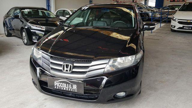 Honda City 1.5 automático EXL completíssimo, impecavel - Foto 2