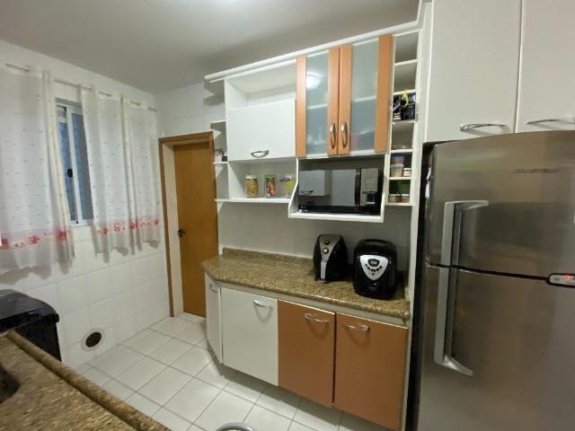 Apartamento 1 Dormitorio Garagem Coberta no Res.Vila Ventura em Coqueiros - Foto 9