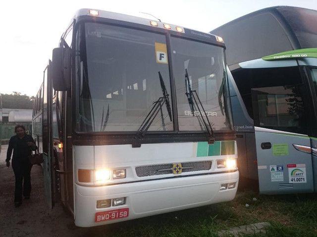 Ônibus Busscar busscar jum buss