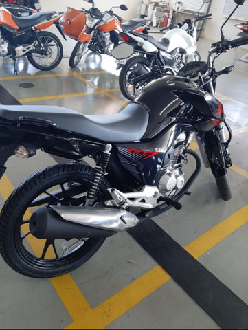 Moto Honda Fan 160 Entrada Financiamento: 1.000 Entrada Consórcio: 196,00. - Foto 8