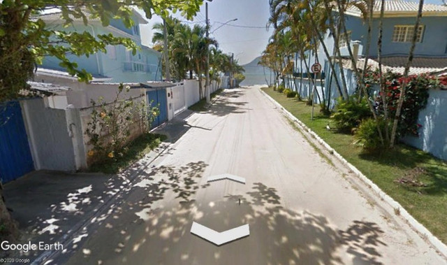 Praia das Cigarras Rua da Enseada, 46 Casa 3 ou 4 qtos A VIsta - Vazio - Foto 3