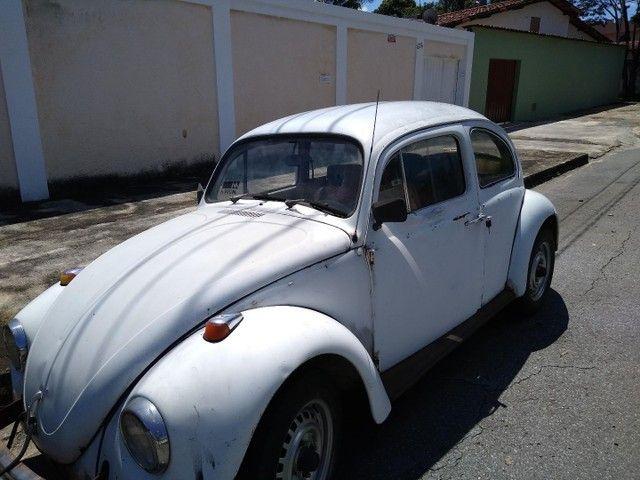 VENDO FUSCA  1975 1300L - Foto 2