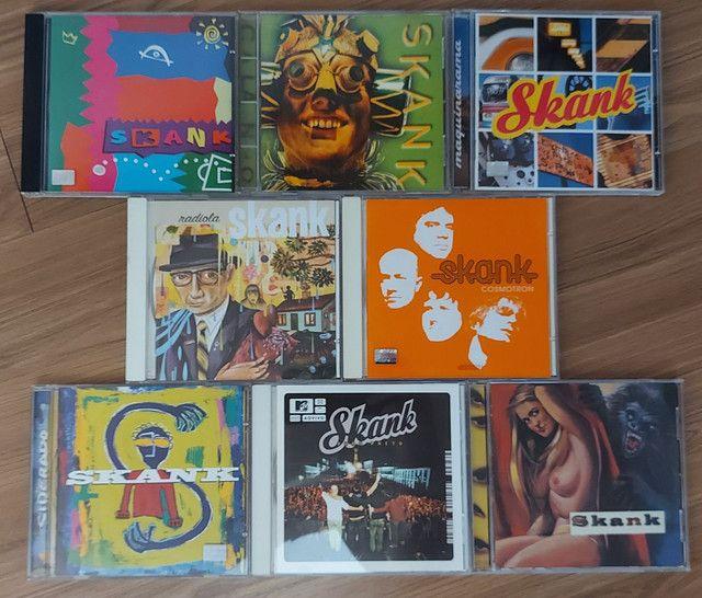 8 CDs SKANK