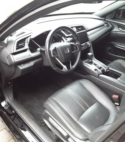 Honda Civic EXL 2.0 Preto - Foto 5