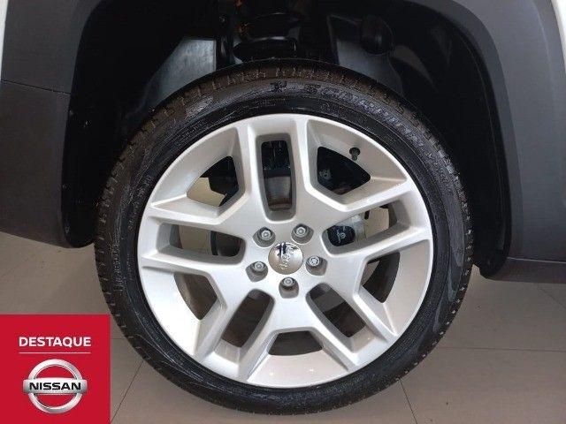 Jeep Renegade Limited Automático 2019 Branco - Foto 12