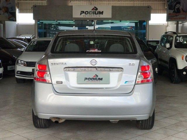 Nissan Sentra 2.0 Único Dono! - Foto 5