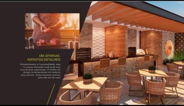 Apartamento Athenas Future- venha conhecer! - Foto 3