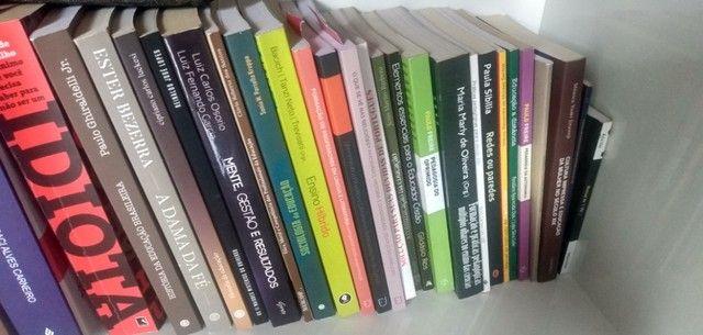 Vendo livros de pedagogia