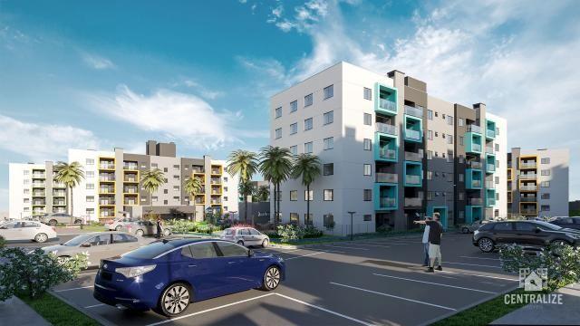 Apartamento à venda com 3 dormitórios em Contorno, Ponta grossa cod:1589 - Foto 6