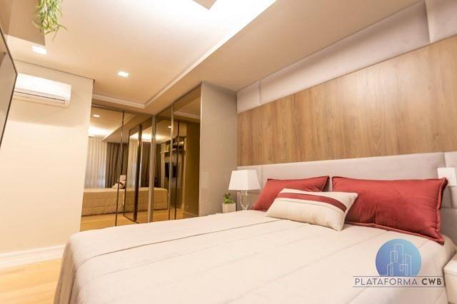 Apartamento com 2 dormitórios à venda por R$ 780.700,00 - Mercês - Curitiba/PR - Foto 20