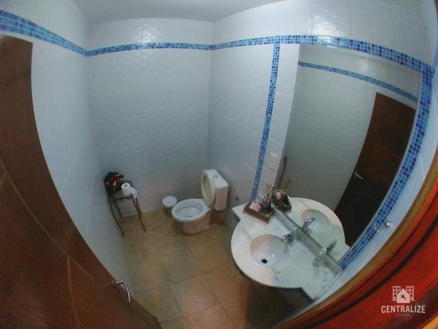 Casa de condomínio à venda com 4 dormitórios em Nova russia, Ponta grossa cod:423 - Foto 15