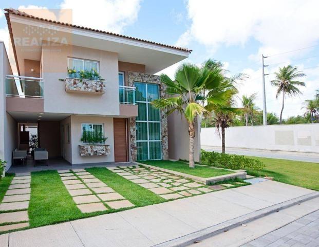 Casa com 3 dormitórios à venda, 176 m² no Eusébio - Foto 2