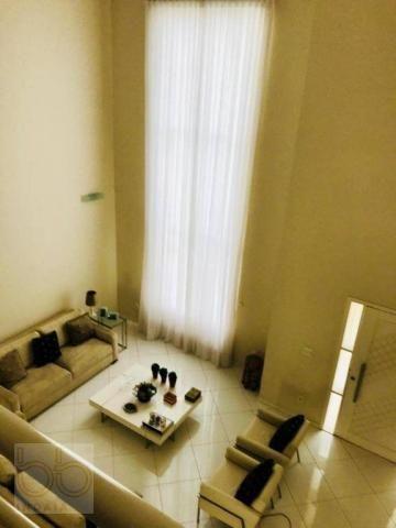 Casa com 3 dormitórios à venda, 336 m² por R$ 1.120.000,00 - Condomínio Amstalden Residenc - Foto 3