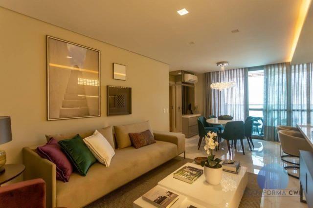 Apartamento com 2 dormitórios à venda por R$ 780.700,00 - Mercês - Curitiba/PR - Foto 8