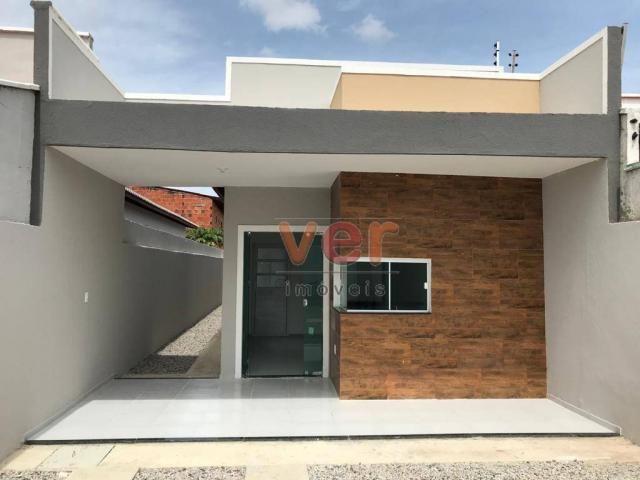 Casa à venda, 89 m² por R$ 159.000,00 - Ancuri - Itaitinga/CE - Foto 3