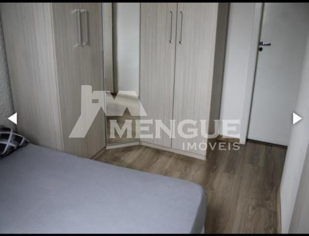 Apartamento à venda com 2 dormitórios em São sebastião, Porto alegre cod:11082 - Foto 9