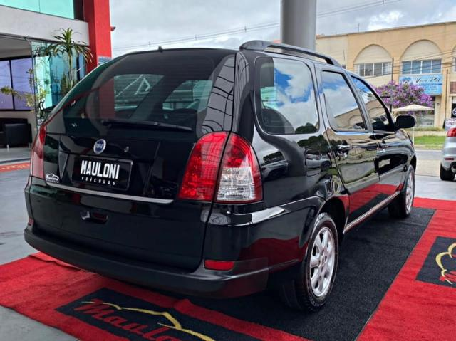 FIAT PALIO WEEKEND 1.4 ELX 8V FLEX 4P MANUAL - Foto 2