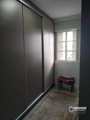 Lindo apartamento mobiliado à venda no centro de Cianorte! - Foto 15