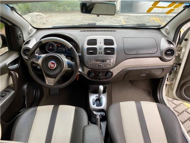 Fiat Grand siena 1.6 mpi essence 16v flex 4p automatizado - Foto 10