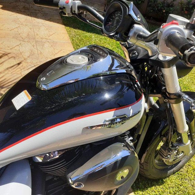 Moto Suzuki Boulevard 2009 - Foto 7