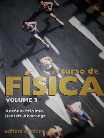 Curso de Física - Volume 1