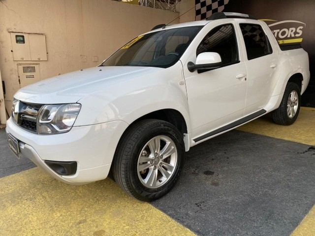 Pick Up Renault Duster Oroch 1.6 Flex Completo Impecavel - Foto 3