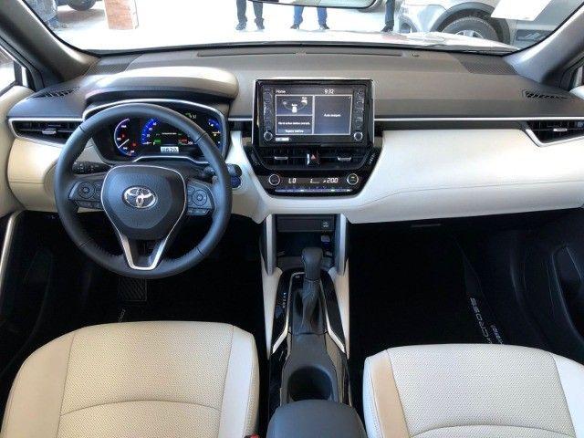 Toyota Corolla Cross Hybrid 2022 0km - Foto 8