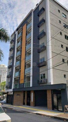 Apartamento com 1 dormitório à venda, 55 m² por R$ 398.000,00 - Vila Remígio - Foz do Igua - Foto 2