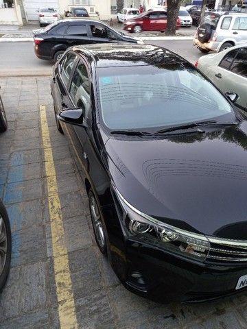 Corolla 2015 - Altis - Relíquia - Única Dona