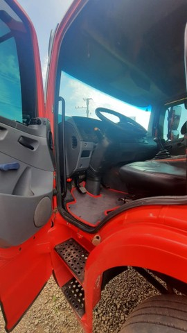 MB Atego 2425/2008 Truck Carroceria em ótimo estado!!! - Foto 4