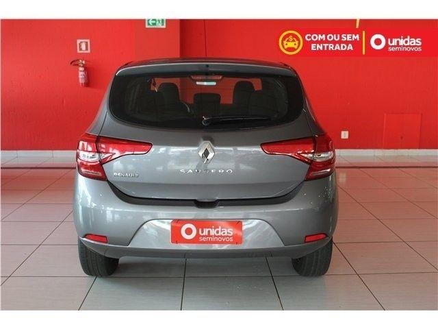Renault Sandero 1.0 12V Sce Flex Life Manual ***Oportunidade*** - Foto 4