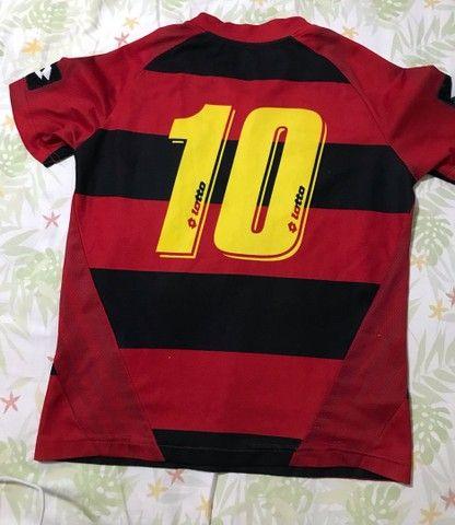 Camisa Sport Recife feminina P - Foto 2