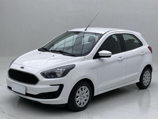 Ford KA Ka 1.5 SE/SE PLUS 16V Flex 5p - Foto 3