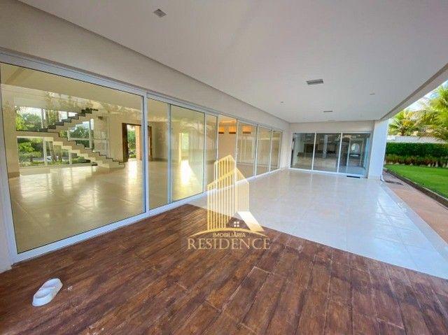 Casa de Luxo Alphaville 1 - Cuiabá - ótima localização no condomínio.  - Foto 18