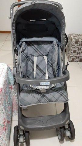 Carrinho de bebê burigotto at6  - Foto 2