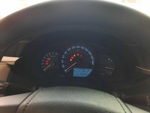 Corolla GLI 1.8 Flex Automático, 76 mil km - 2016 - Foto 8