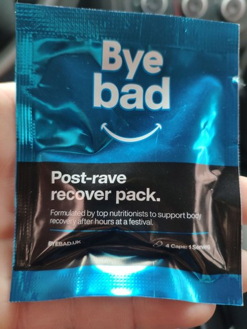 Byebad - Recovery Pack - Foto 2
