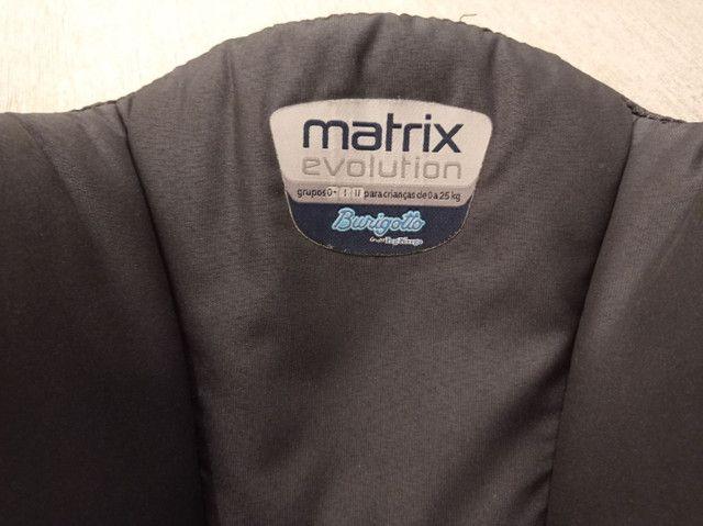 Cadeirinha Matrix evolution Burigotto 0 a 25 kg - Foto 6